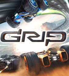 Grip: Combat Racing (2016) (RePack от FitGirl) PC