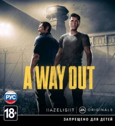 A Way Out (2018) (RePack от R.G. Механики) PC