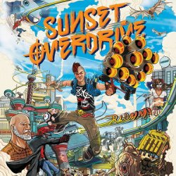 Sunset Overdrive (2018/Лицензия) PC