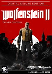 Wolfenstein II: The New Colossus (2017) (Steam-Rip от =nemos=) PC