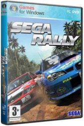 SEGA Rally (2007/RePack) PC