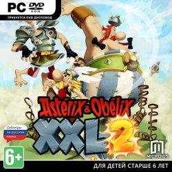 Asterix & Obelix XXL 2 (2018) (RePack от xatab) PC