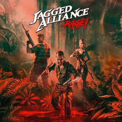 Jagged Alliance: Rage! (2018/Лицензия) PC