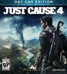 Just Cause 4: Day One Edition (2018) (RePack от FitGirl) PC