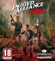 Jagged Alliance: Rage! (2018) (RePack от FitGirl) PC
