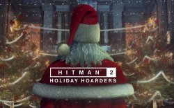В новую Hitman 2 добавят рождественскую миссию в Париже