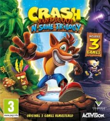 Crash Bandicoot N. Sane Trilogy (2018) (RePack от R.G. Механики) PC