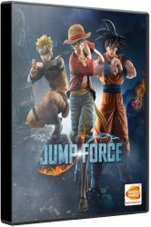 Jump Force - Ultimate Edition (2019) (RePack от xatab) PC