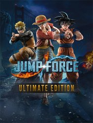 Jump Force - Ultimate Edition (2019) (RePack от FitGirl) PC