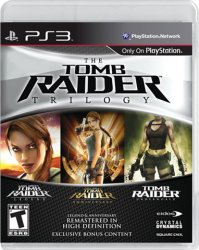 [PS3] The Tomb Raider Trilogy (2011)