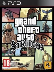 [PS3] Grand Theft Auto: San Andreas (2015)