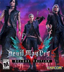 Devil May Cry 5: Deluxe Edition (2019) (RePack от FitGirl) PC