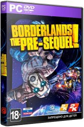 Borderlands The Pre Sequel Remastered (2019) (RePack от xatab) PC