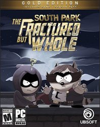 South Park: The Fractured But Whole - Gold Edition (2017) (RePack от FitGirl) PC