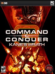 Command & Conquer 3: Kanes Wrath (2008) (RePack от xatab) PC