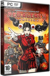 Command & Conquer: Red Alert 3 - Uprising (2009) (RePack от xatab) PC