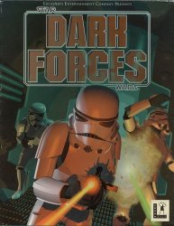 STAR WARS: Dark Forces (1995/Лицензия) PC