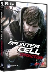 Tom Clancy's Splinter Cell: Conviction (2010) (RePack от xatab) PC