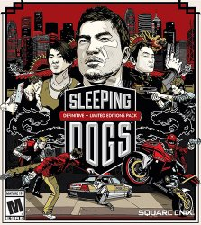 Sleeping Dogs: Definitive + Limited Editions Pack (2012-2014) (RePack от FitGirl) PC