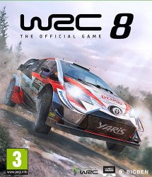 WRC 8 FIA World Rally Championship (2019) (RePack от FitGirl) PC