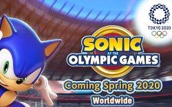 Sonic at the Olympic Games для мобильных устройств будет посвящена Токио
