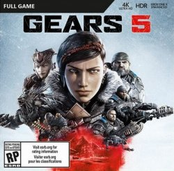 Gears 5: Ultimate Edition (2019/Лицензия) PC