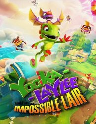 Yooka-Laylee and the Impossible Lair (2019/Лицензия) PC