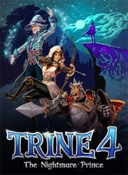 Trine 4: The Nightmare Prince (2019) (RePack от FitGirl) PC