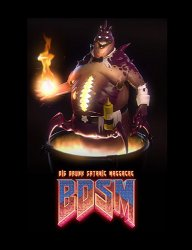 BDSM: Big Drunk Satanic Massacre (2019/Лицензия) PC