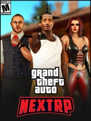 Grand Theft Auto: San Andreas - NEXT RP (2019) PC