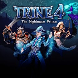 Trine 4: The Nightmare Prince (2019) (RePack от R.G. Механики) PC
