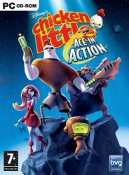 Disney's Chicken Little: Ace in Action (2007/RePack) PC