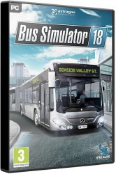 Bus Simulator 18 (2018) (RePack от xatab) PC
