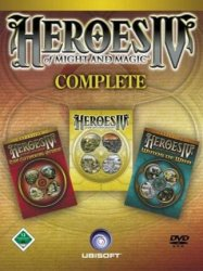 Heroes of Might and Magic IV - Complete (2004) (RePack от xatab) PC