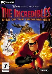 The Incredibles: Rise of the Underminer (2005/RePack) PC