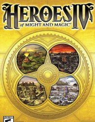 Heroes of Might and Magic 4 - Complete (2004/Лицензия) PC