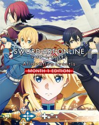 Sword Art Online: Alicization Lycoris (2020) (RePack от FitGirl) PC