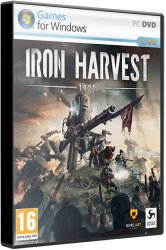 Iron Harvest (2020) (RePack от xatab) PC