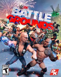 WWE 2K Battlegrounds (2020) PC