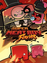 Super Meat Boy Forever (2020) (RePack от FitGirl) PC