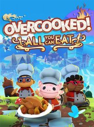 Overcooked! All You Can Eat (2021) (RePack от FitGirl) PC